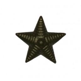 Gwiazdki na pagony starszych oficerów, duże, polowe