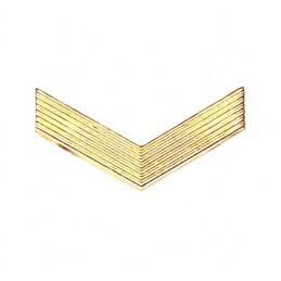 Rank badge, corporal, dress uniform