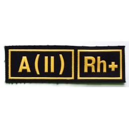 A (II) Rh+ stripe