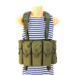 """""""Yeger"""" vest, OD"""