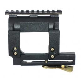 Mount rail for optics – AK / AKM rifle - Weaver