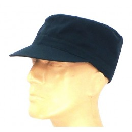 Cap M2 green-blue