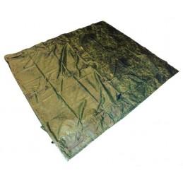 Universal shelter - palatka, Digital Flora camouflage