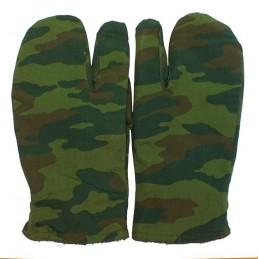 Rękawiczki zimowe, Flora