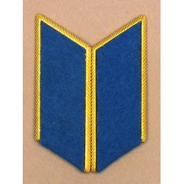 Collar tabs of Aviation or Airborn (VDV) for official uniforms