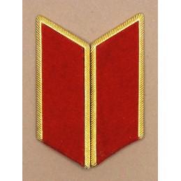 Patki do mundurów wyjściowych Wojsk Lądowych (lekkich)