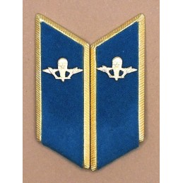 Collar tabs of Airborn (VDV) for official uniforms with tabs