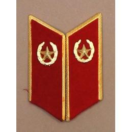 Patki do mundurów wyjściowych Piechoty Zmotoryzowanej z korpusówkami
