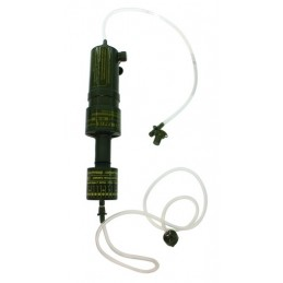 Military water filter