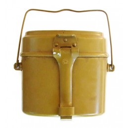 Two-piece canteen