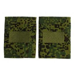 Epaulets for senior sergeant, camouflage