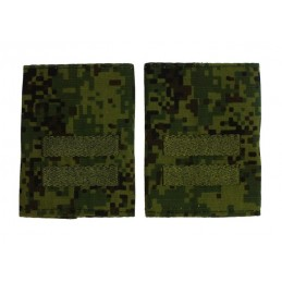 Epaulets for junior sergeant, camouflage