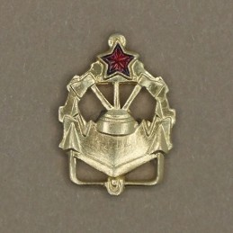"Insignia/badge ""Engineer"" - gold"