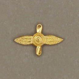 "Insignia/badge ""Air Forces"" - gold"