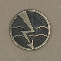 "Insignia/badge ""Contact Troops"" - left"