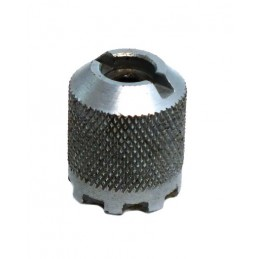 Cap for shooting with blank cartridges cal. 7,62