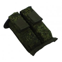 TI-P-2PST-UN Pouch for 2 pistol magazines, Digital Flora