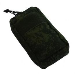TI-P-UW-00 Universal pouch, vertical, Digital Flora