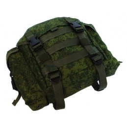 TI-P-RB-SS Small backpack - knapsack, Digital Flora