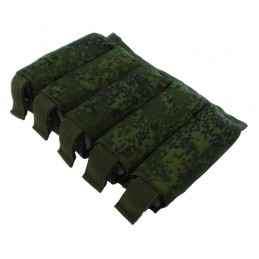 TI-P-5WOG-LW Ładownica na 5 granatów WOG, lewa, Cyfrowa Flora