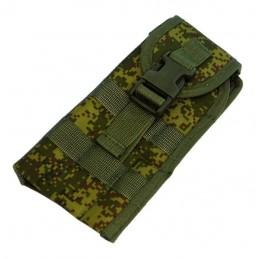 TI-P-KU-LW Universal holster for a pistol, left, Digital Flora
