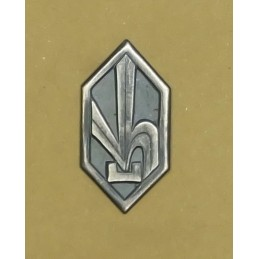 "Insignia/badge ""Chemical Troops"""