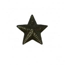 Gwiazdki na pagony podoficerów i młodszych oficerów, polowe