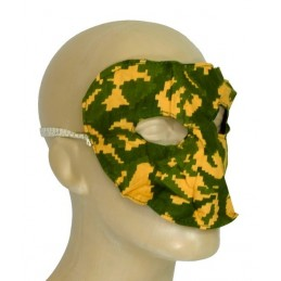 """Mask for camo suit pattern 44 """"Palm"""""""