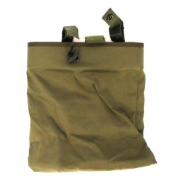 Dump pouch for magazines