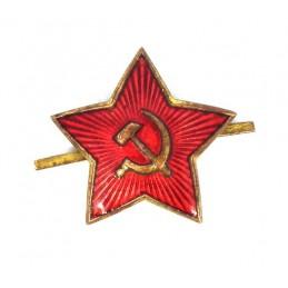 Gwiazdka duża, czerwona
