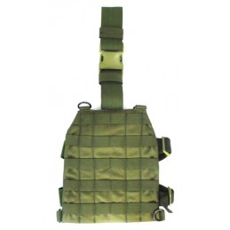 Dropleg (thigh) panel – MOLLE