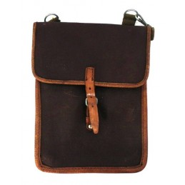 Sergeants report bag - brown