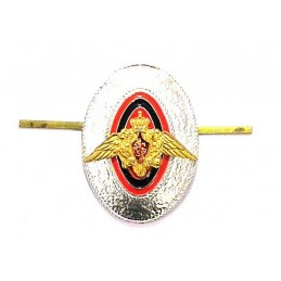 Bow attached to Border Guard enlisted caps