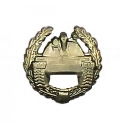 """Armoured Forces"" badge, field version"