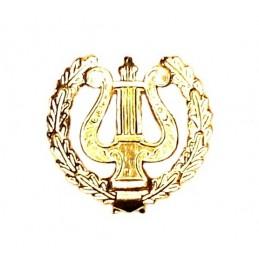 """Korpusówka """"Orkiestra Wojskowa"""" - współczesna, złota"""