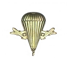 """VDV"" (Airborne) branch insignia, new model, field"