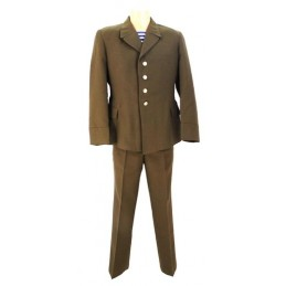 Garrison uniform for privates and NCO