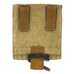 E-tool pouch - thick canvas