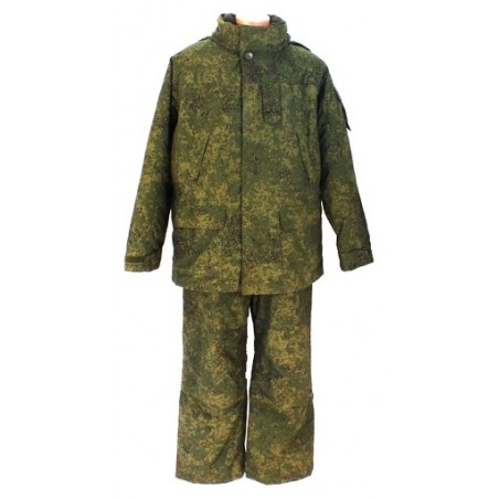 Winter uniform, model 09, Digital Flora