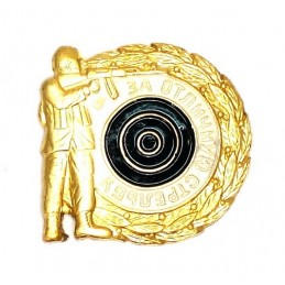 Expert Marksman badge