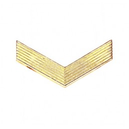 Rank badge, corporal, dress uniform
