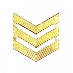 Oznaka stopnia: sierżant, wyjściowa