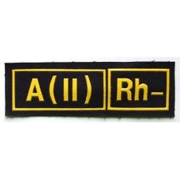 A (II) Rh- stripe