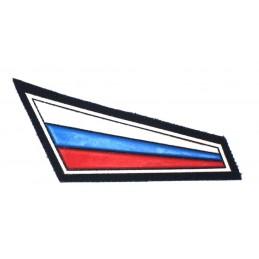 Naszywka na beret - flaga