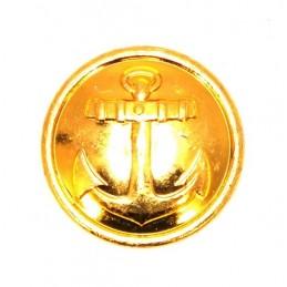 Guzik duży do mundurów wyjściowych Marynarki Wojennej, współczesny