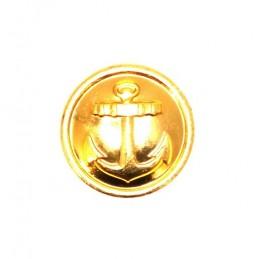 Guzik mały do mundurów wyjściowych Marynarki Wojennej, współczesny