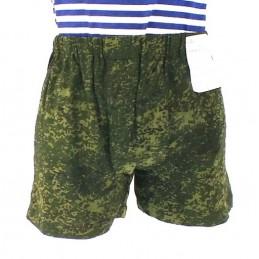 Soldiers boxers, Digital Flora