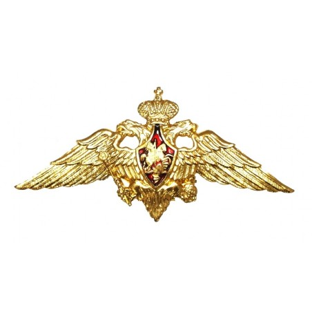 Double-headed eagle for Border Guards caps