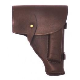 Makarov pistol holster, brown