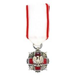 "Cross ""PCK"", silver"